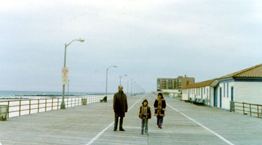 Boardwalk at Lafayette