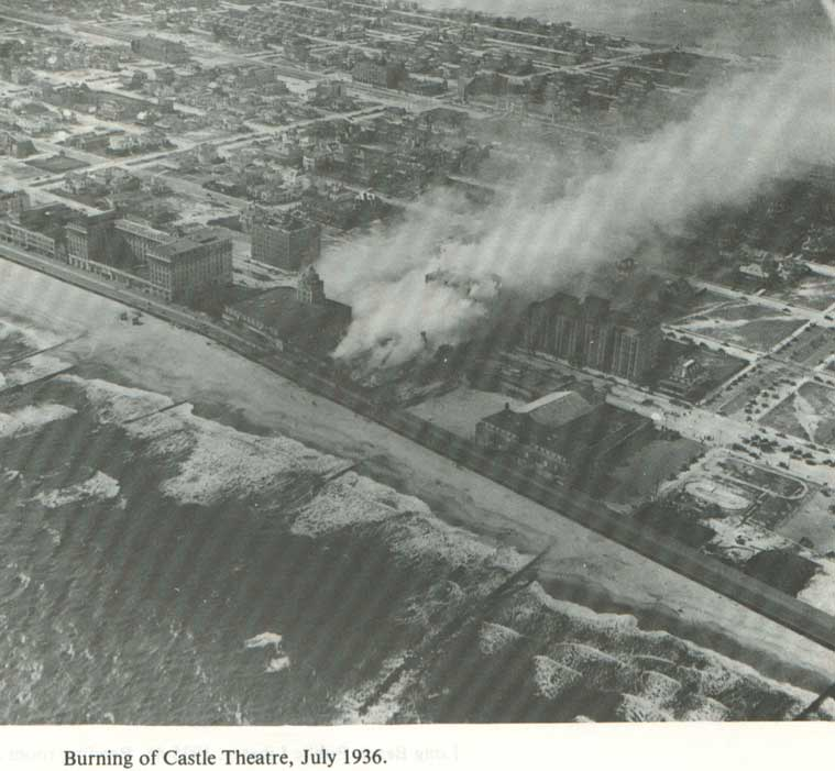 The Castle Theater Fire, 1936