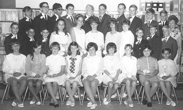West School Class of 1968