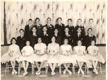 East School Class of 1961