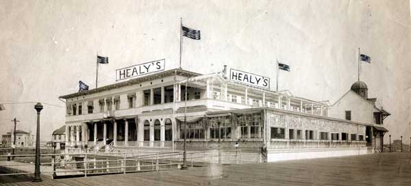 Healy's from the Boardwalk