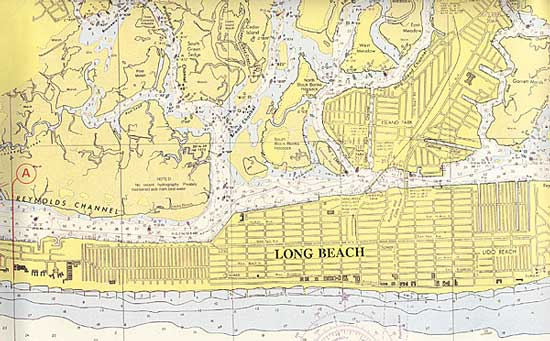 Current Nautical Chart