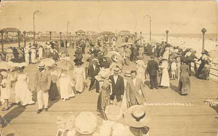 The Boardwalk, circa 1915
