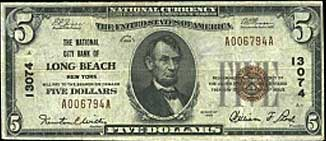 Long Beach Currency