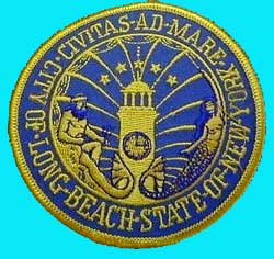 Long Beach Official Patch