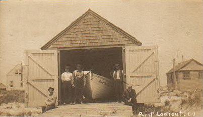 Point Lookout 1915
