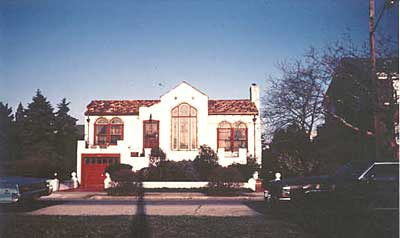 Rudy Valee's Home